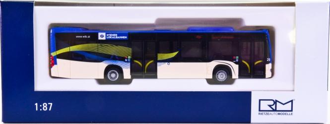 Rietze 73428 (1:87) - Mercedes-Benz Citaro 15 -Wiener Lokalbahnen-