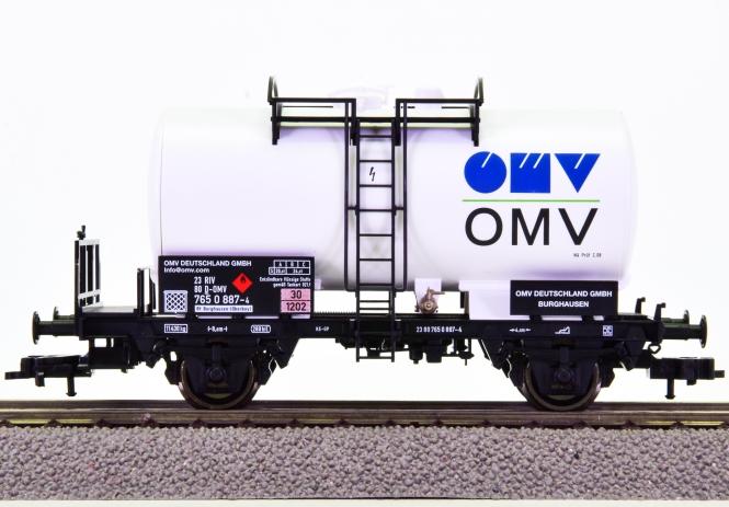 Fleischmann 5415 K – Kesselwagen -OMV Deutschland GmbH- der DB