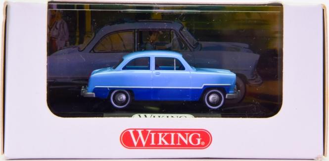 Wiking 7990629 (1:87) – Ford Taunus 12 M, Wiking Klassik