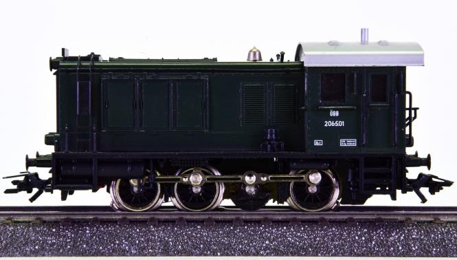 Märklin 3139 – Rangier-Diesellokomotive BR 2065 der ÖBB