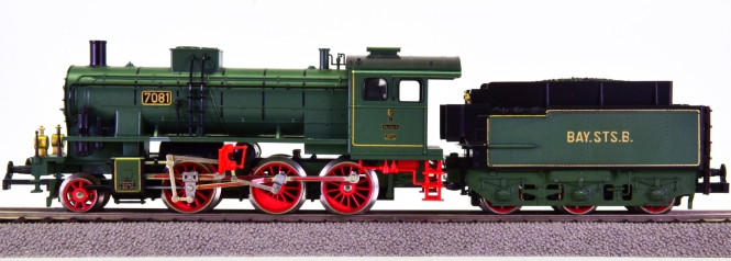 Trix 22426 – Schlepptender-Dampflok G 3/4H (BR 54) der K.Bay.Sts.B.