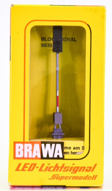 Brawa 8835 – Blocksignal, LED-Lichtsignal