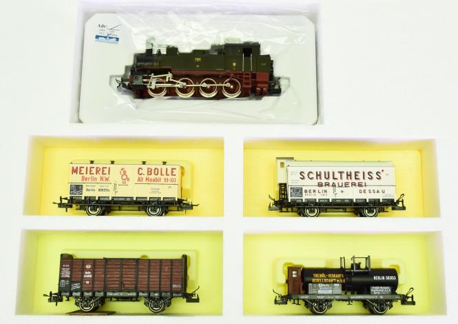 Trix 21213 – 5-teiliges Güterzugset mit T13 der K.P.E.V.