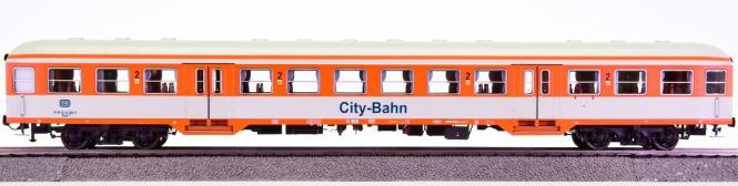 ESU 36478 – 2. Klasse Nahverkehrswagen Bnrzb 778.1 City-Bahn der DB