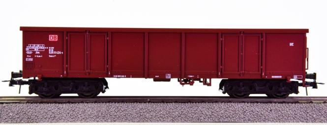 Roco 47201 – Hochbordwagen Eaos-x der DB AG