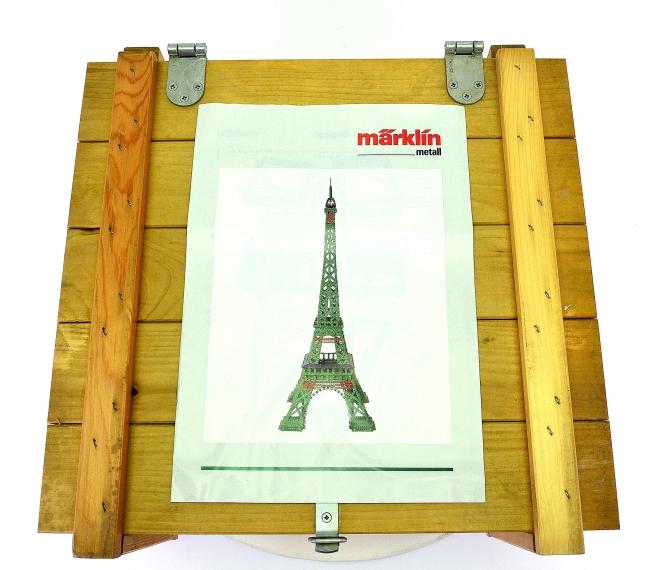 Märklin 1089 – Metall-Großbaukasten Eiffelturm