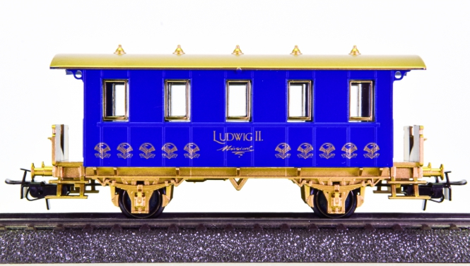 Märklin 41071 – Personenwagen zum Musicals Ludwig II