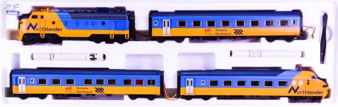 Märklin 37500 – Triebzug -Northlander- RAm der ONTC, digital (MM) & Sound