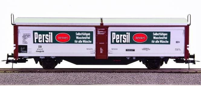 Roco 47921 – Schiebewandwagen Klmmgks 66 -Persil- der DB