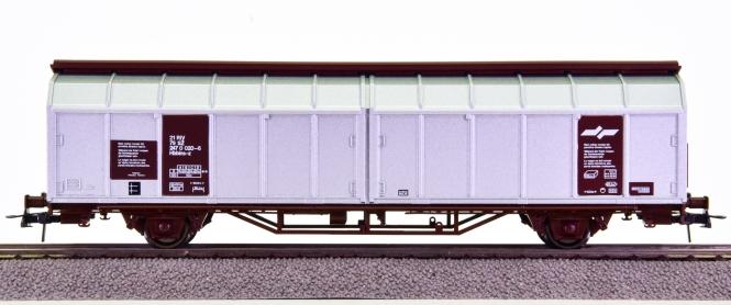 Roco 47449 - Schiebewandwagen Hbbins-z der Slowenischen Eisenbahnen (SZ)