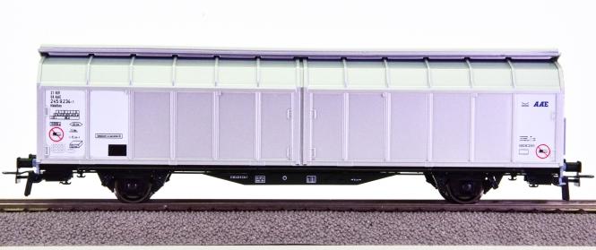 Roco 47448 - Schiebewandwagen Hbbillns der AAE