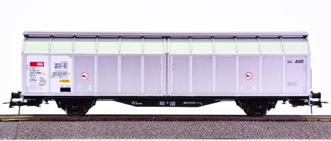 Roco 46945 - Schiebewandwagen Hbbillns der SBB