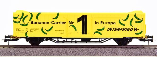 Roco 46881 – Interfrigo-Isothermwagen Bananen-Carrier Nr.1 der DB AG