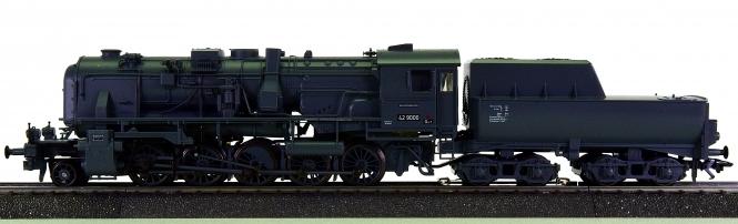 Märklin 39160 – Dampflokomotive BR 42.90 -Franco Crosti- der DB, digital (MM)