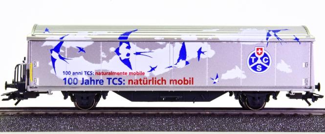 Märklin 4735.905 – Schiebewandwagen Hbils-vy  -TCS-