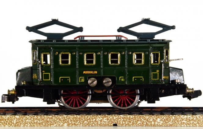 Märklin RS 700 - Schnellzuglok E 17 der DRG – Variante 1