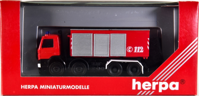 Herpa 043861 (1:87) – Scania Abrollcontainer