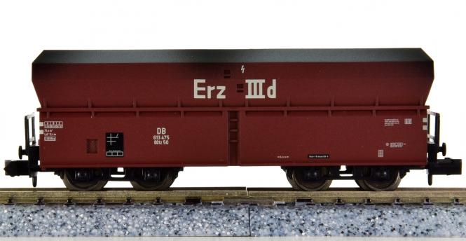 Minitrix 15041-16 - Selbstentladewagen OOtz 50 -Erz IIId- der DB