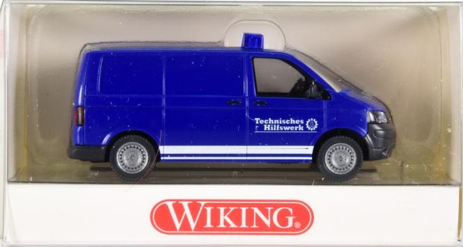 Wiking 6930930 (1:87) – VW T5 THW