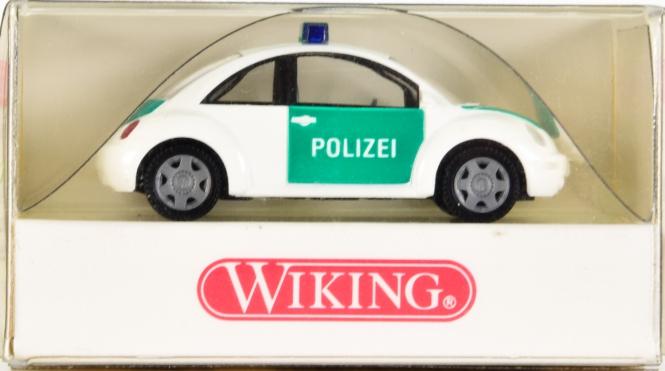 Wiking 1041027 (1:87) – New Beetle Polizei