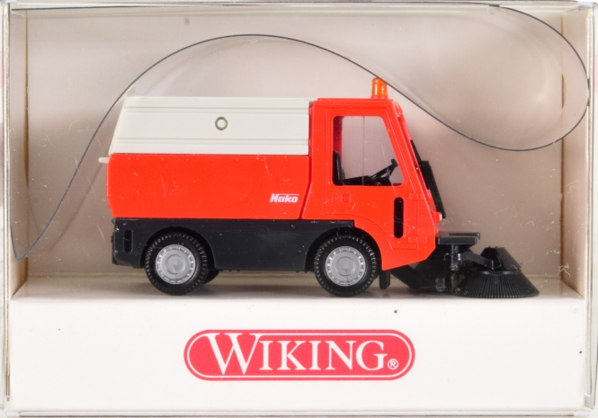 Wiking 6570122 (1:87) – Kehrmaschine (Hako Citymaster)