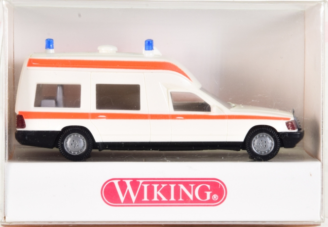Wiking 07001 (1:87) – Binz Krankenwagen