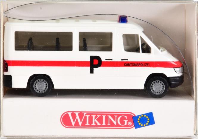 Wiking 10902 (1:87) – Mercedes-Benz Sprinter Polizei