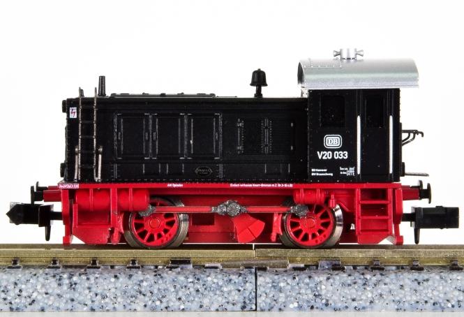 Hobbytrain H2873 (N) – Diesellokomotive BR V20 der DB