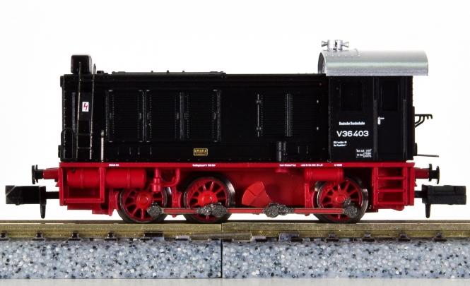 Hobbytrain H2850 (N) – Diesellokomotive BR V36 der DB