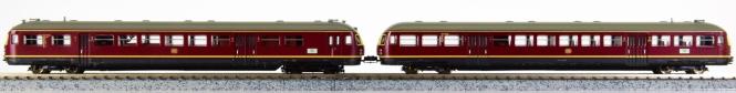 Hobbytrain H2690 (N) – Dieseltriebzug ETA 175 Limburger Zigarre der DB, Innenbeleuchtung