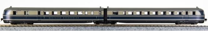 Minitrix 12433 – 2-teiliger Diesel-Schnelltriebwagen SVT 04.5 der DB, digital (SX/DCC)