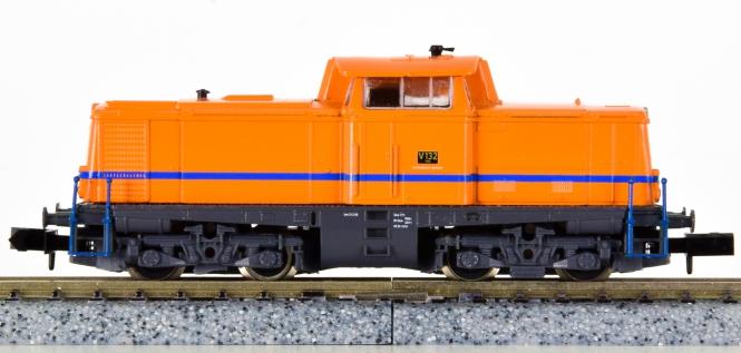 Arnold 2007 (N) – Mehrzweck-Diesellokomotive BR V132 der TWE