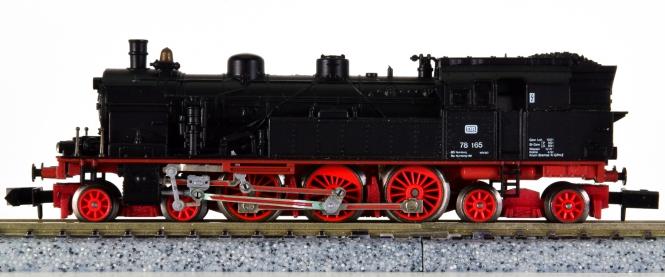 Arnold 2274 (N) – Tender-Dampflokomotive BR 78 der DB