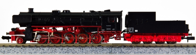 Minitrix 12712 – Schlepptender-Dampflok BR 52 der DR (DDR)