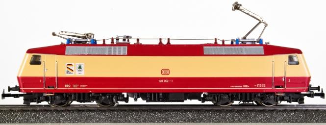 Märklin 3653 – Mehrzweck-Elektrolokomotive BR 120 der DB, digital (MM)