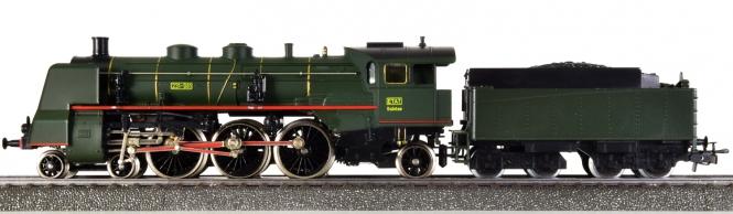 Märklin 3083 – Schlepptender-Dampflokomotive Serie 231 der ETAT