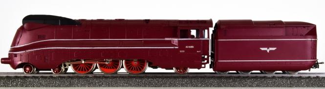 Märklin 3089 – Schlepptender-Dampflok BR 03.10 der DRG, Variante 3 von 1973-74