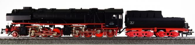 Märklin 3102 – Güterzug-Schlepptenderdampflok BR 53 der DRG, Variante 1