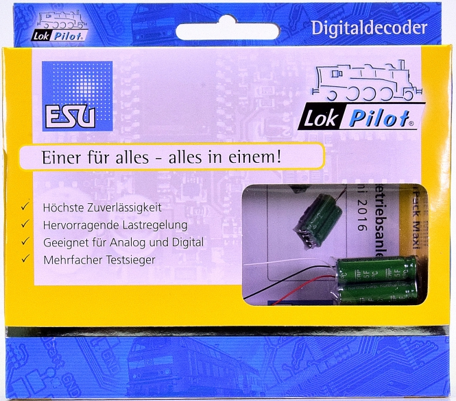 ESU 54672 - PowerPack Maxi, Energiespeicher -NEU-